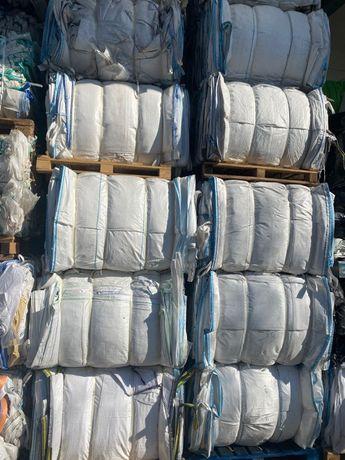 Big bag bagi begi mocne worki na kamień gruz złom 1250 kg !