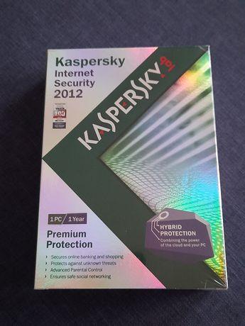 Antywirus kaspersky 2012