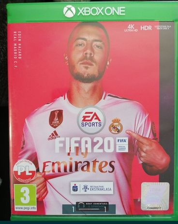 FIFA 2020 PL Emirates Xbox One