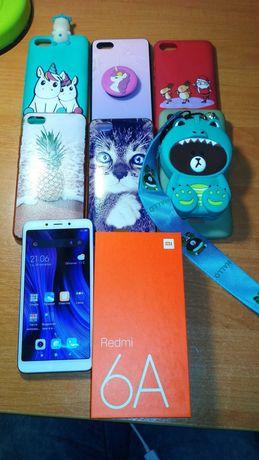 Телефон Xiomi redmi 6 A