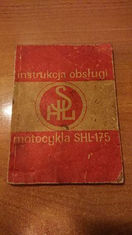 SHL M11 175 Instrukcja obsługi