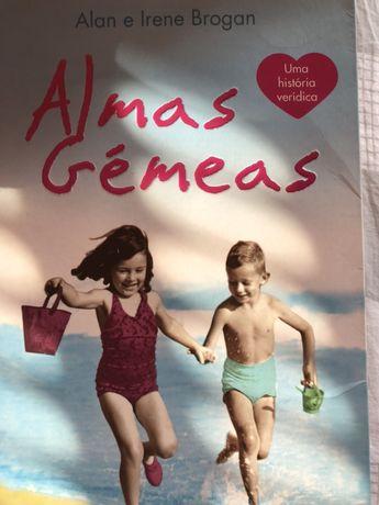 Livro «Almas Gêmeas»
