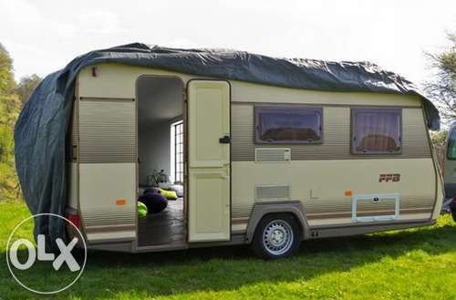 Pokrowiec na przyczepę kempingową, camping, kamper - na wymiar!