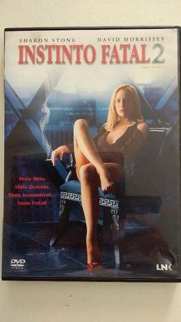 Instinto Fatal 2 – Sharon Stone - DVD