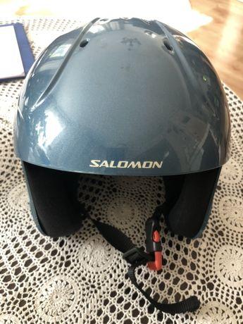 Salomon kask narciarski dziecięcy