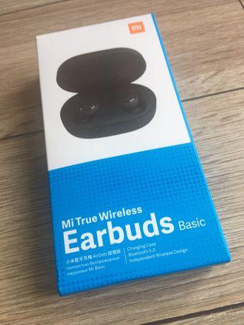 Słuchawki bezprzewodowe - Xiaomi Mi True Wireless Earbuds Basic