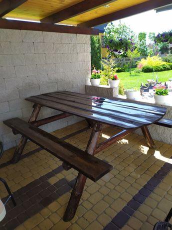 Stolik ławki altanki ogrodowe