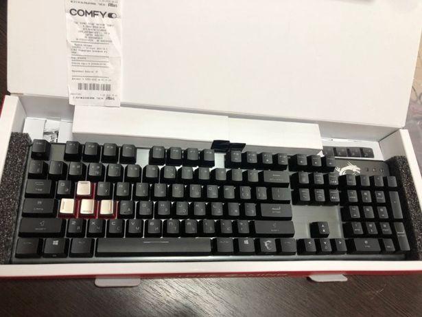 Продам нову ігрову клавіатуру