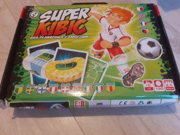 Gra planszowa Super Kibic