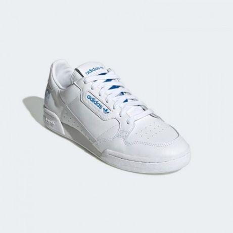 Кроссовки adidas continental 80 fv3743 45р