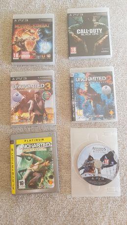 Jogos PS3 variados