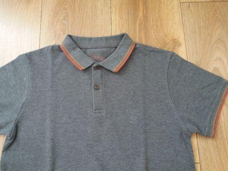 Koszulka polo krótki rękaw  152 158 jak nowa