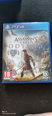 Assassin's Creed Odyssey Ps4 PlayStation PL