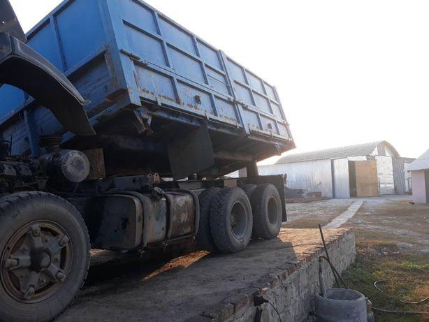 Кузов-самосвал КамАЗ 55102