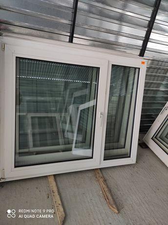 Okna używane duńskie