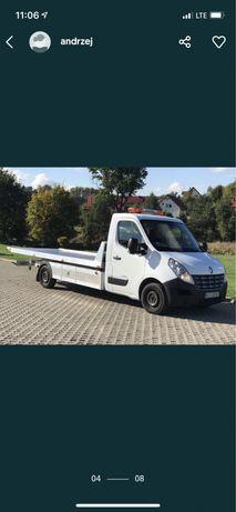 Renault master lawet pomoc drogowa hydraulika