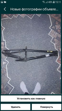 BMX рама срочно !!!