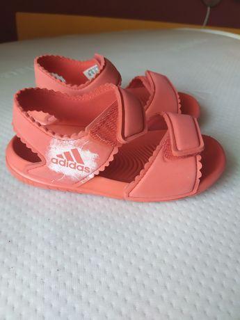 Sandałki Adidas r 25
