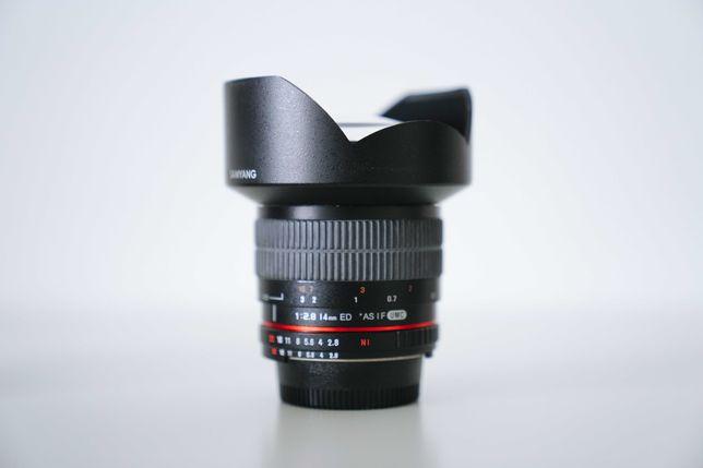 Samyang 14mm f/2.8 IF ED UMC   Nikon