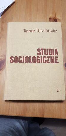 Studia socjologiczne. Szczurkiewicz
