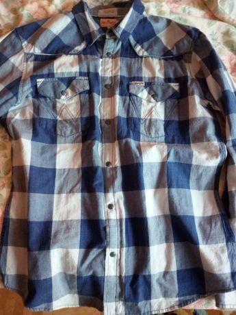 Koszule męskie WRANGLER