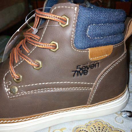 Новые классные ботинки с Испании