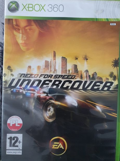 Need for speed Xbox 360 pl