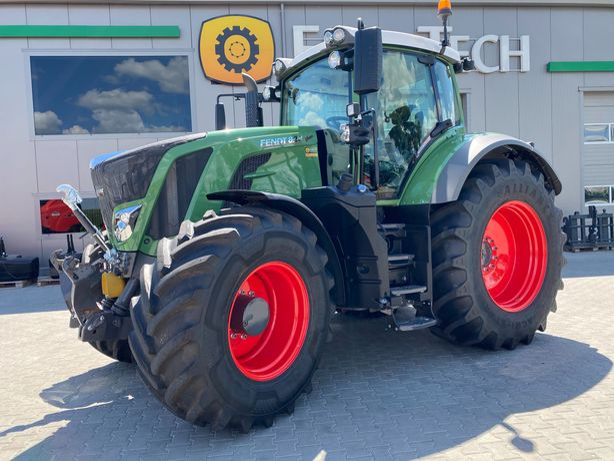 Ciągnik Rolniczy Fendt 828 Vario SCR Profi Plus 2015r 65km/h 280KM GPS