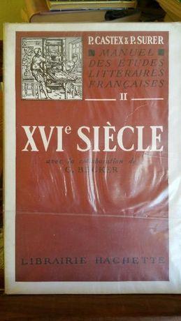 Manuel des Etudes Litteraires Françaises - 5 volumes