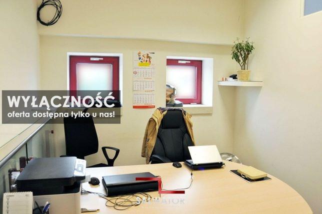Tani lokal biurowy 10 m2 parking Płaszów Podgórze Media w cenie!