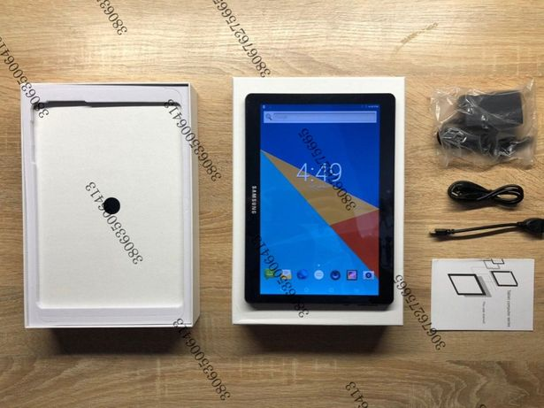 Планшет Samsung Galaxy Tab 8 ядер, 3G, GPS, 4 гб ОЗУ 32 Гб Xiaomi LG