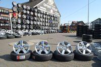 "Felgi aluminiowe 5X112 16"" 6,5J ET42 VW AUDI SKODA SEAT ITP."