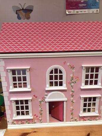 Toys n Rus Drewniany angielski domek