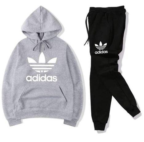 Bluza damska z logo Adidas z kapturem S-XXL!!!