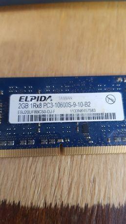 Продам модуль памяти для ноутбука DDR3 2Gb