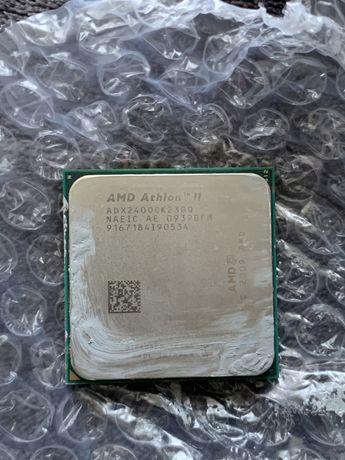 Процесор AMD athlon x2 AM2 сокет + охолодження