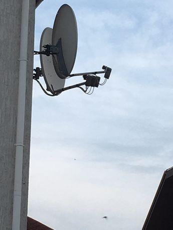 Т2, Видеонаблюдение, GSM сигнализация, Спутниковое ТВ