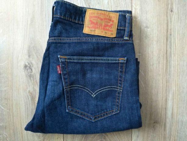 Levi's 504 W32L30 spodnie Levis ++BDB