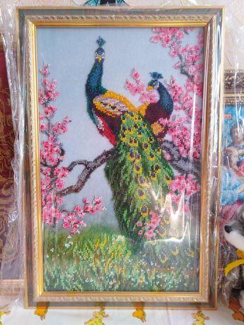 Картина,, Райські птахи ''