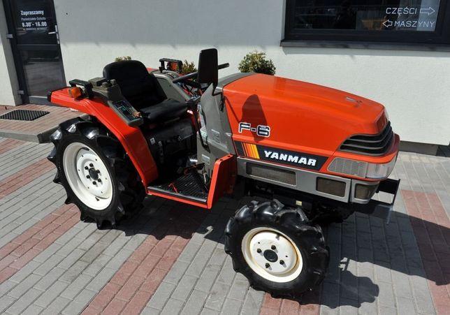 Yanmar F6 трактор