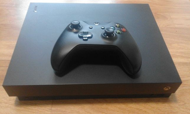Konsola Xbox one X 1TB