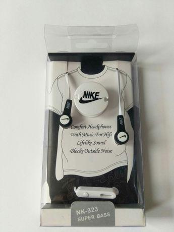 Słuchawki Nike Nowe