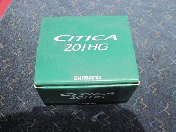 Катушка shimano CITICA 201HG