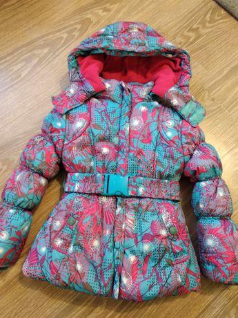 Зимняя курточка на рост 84-94 см.