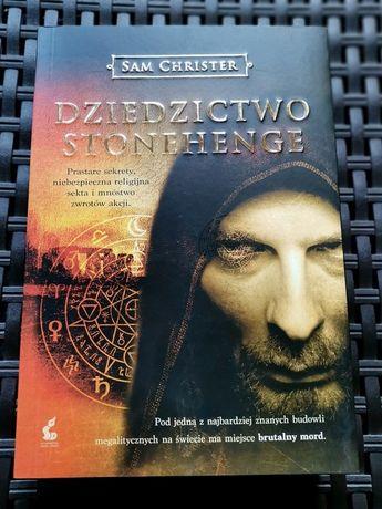 Dziedzictwo Stonehenge Sam Christer