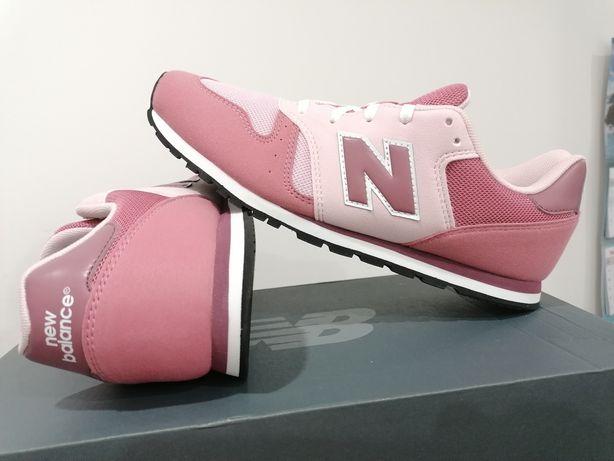 Nowe oryginalne buty new balance 373, 39-24cm, nowki kupione w factory