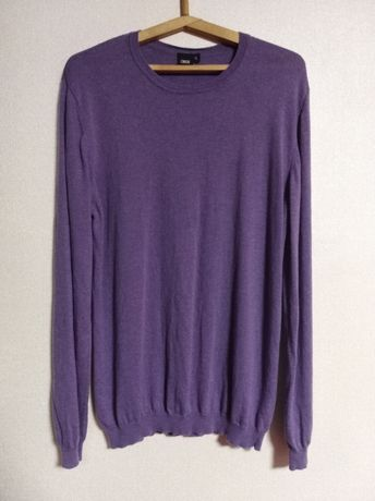 Мужской свитер ASOS, 100% мериносовая шерсть