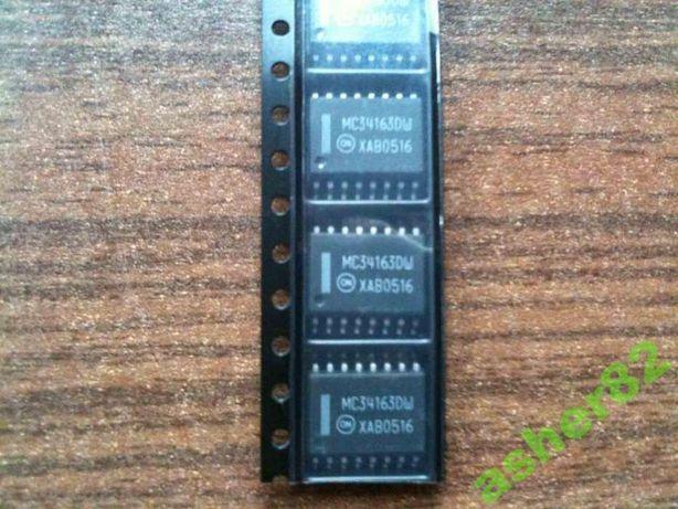 Микросхема MC34163DW