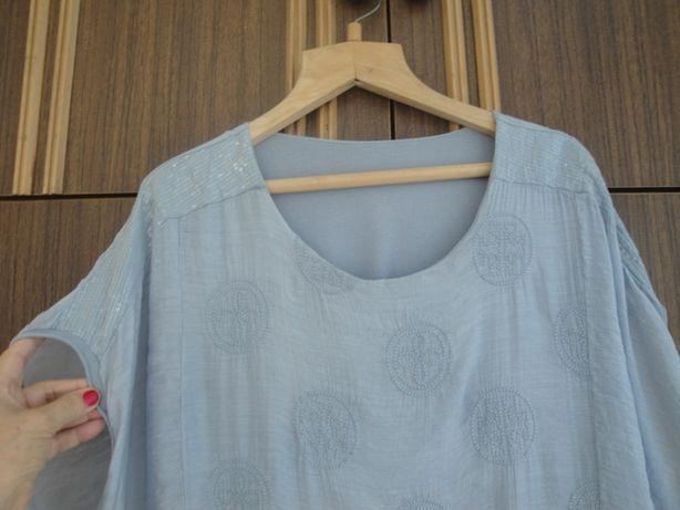 Освобождаю шкаф. Блузка большого размера. Стиль оверсайз.