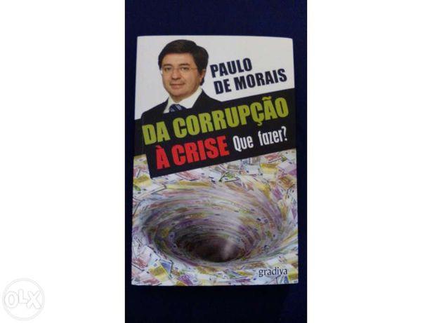 Livro: Da Corrupção á Crise